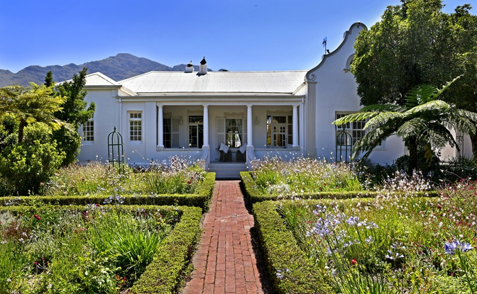 Accommodation, Luxury, Franschhoek, South Africa, Bed & Breakfast, Guesthouse